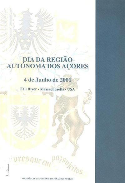 Dia da Região Autónoma dos Açores (ed. Presidência do Governo Regional dos Açores)