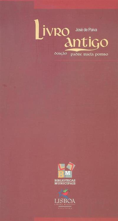 Doação Padre Ruela Pombo (José de Paiva)