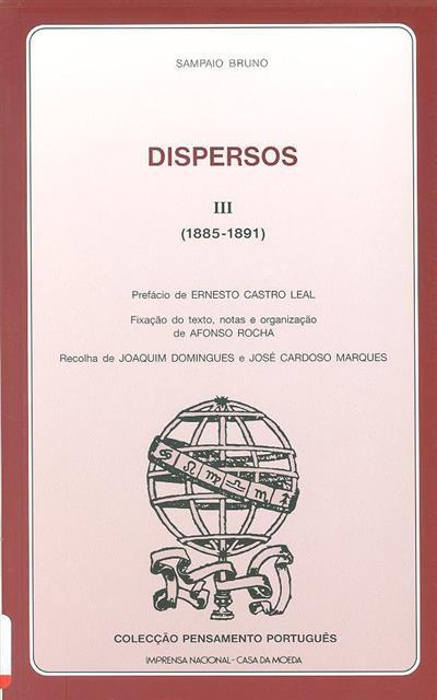 Dispersos (Sampaio Bruno)