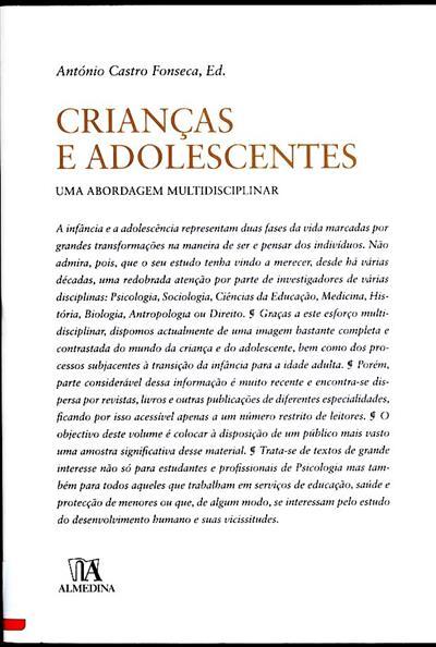 Crianças e adolescentes (ed. António Castro Fonseca)
