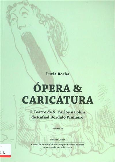 Ópera & caricatura (Luzia Rocha)