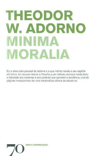 Minima moralia (Theodor W. Adorno)