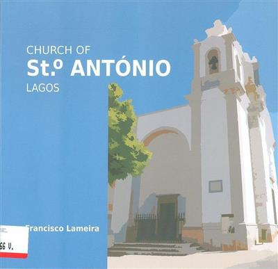 Church of Stº António, Lagos (Francisco Lameira)