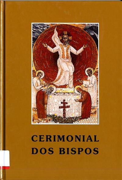Cerimonial dos Bispos ([ed.] Secretariado Nacional de Liturgia)
