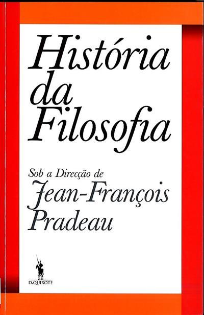 História da filosofia (dir. Jean-François Pradeau)