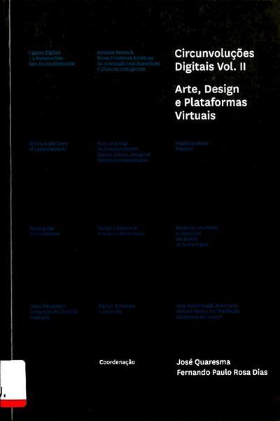 Circunvoluções digitais (coord. José Quaresma, Fernando Paulo Rosa Dias)