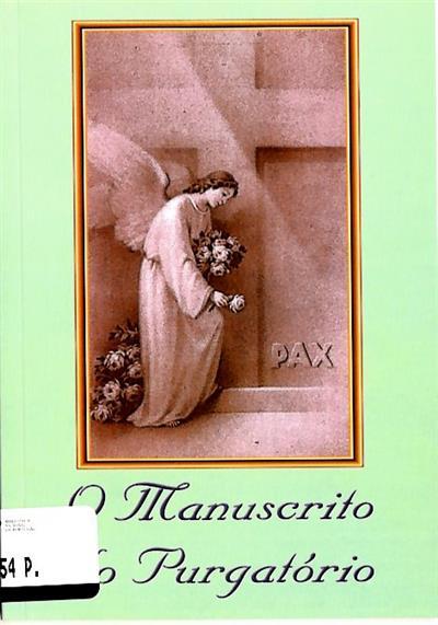 O manuscrito do Purgatório (Maria da Cruz)