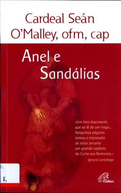 Anel e sandálias (Seán O'Malley)