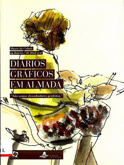 Diários gráficos em Almada (coord. Eduardo Salavisa)