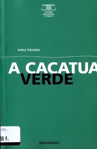 A cacatua verde (Arthur Schnitzler)