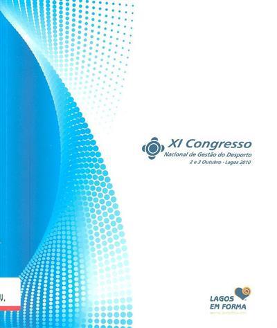 XI Congresso Nacional de Gestão do Desporto