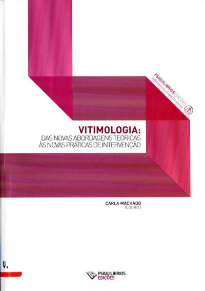 Vitimologia (coord. Carla Machado)