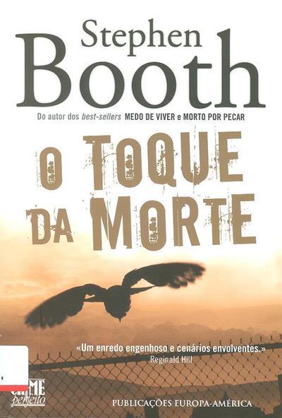 O toque da morte (Stephen Booth)