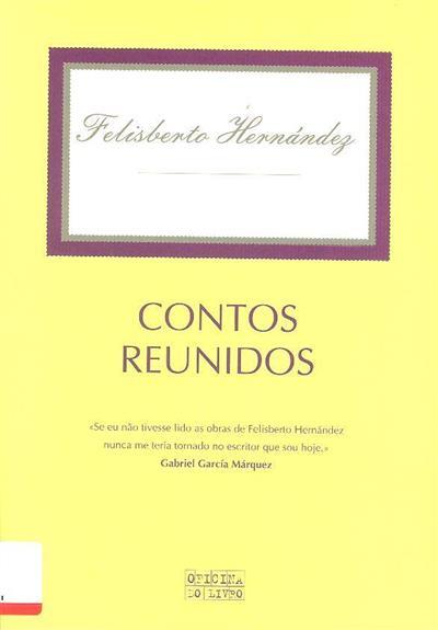 Contos reunidos (Felisberto Hernández)