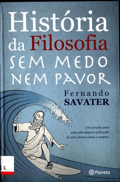 História da filosofia (Fernando Savater)