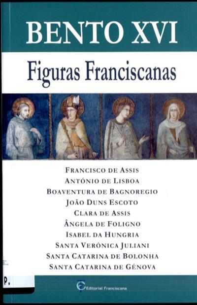 Figuras franciscanas (Bento XVI)