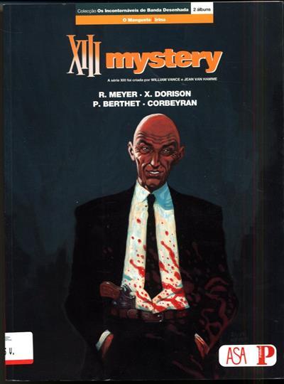 XIII Mystery (X. Dorison, Corbeyran)