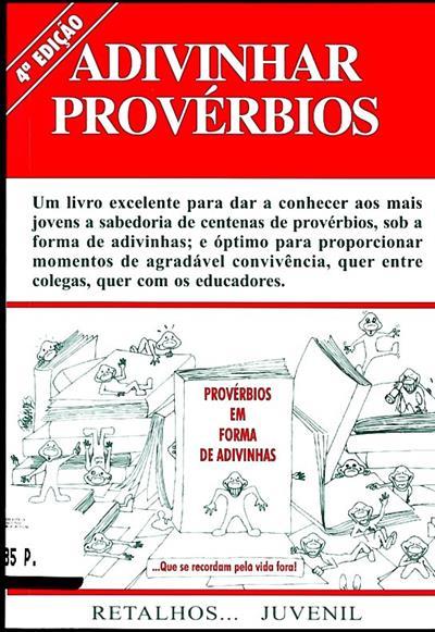 Adivinhar provérbios (Nunes dos Santos)