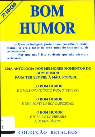 Bom humor ( Nunes dos Santos)