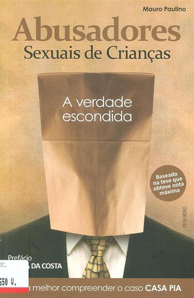 Abusadores sexuais de crianças (Mauro Paulino)