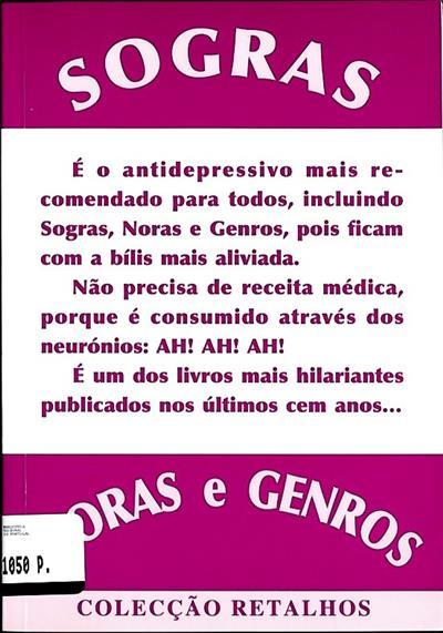 Sogras, noras e genros (Nunes dos Santos)