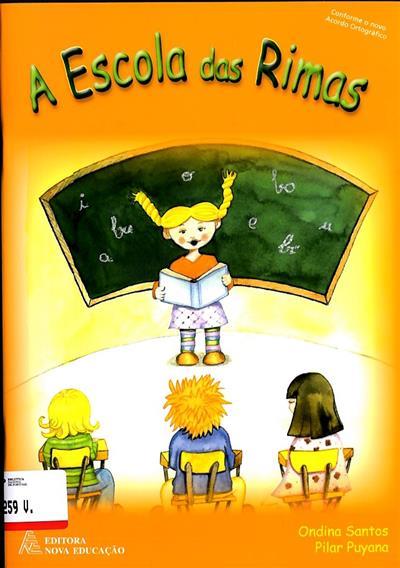 A escola das rimas (Ondina Santos)