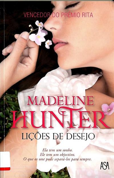 Lições de desejo (Madeline Hunter)