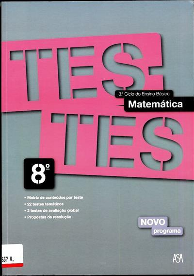Testes matemática (Rosa Castiajo)