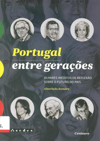 Portugal entre gerações (Almerinda Romeira)