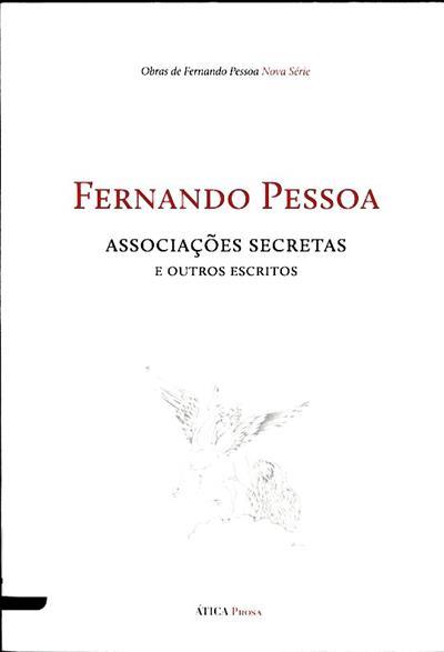 Associações secretas e outros escritos (Fernando Pessoa)