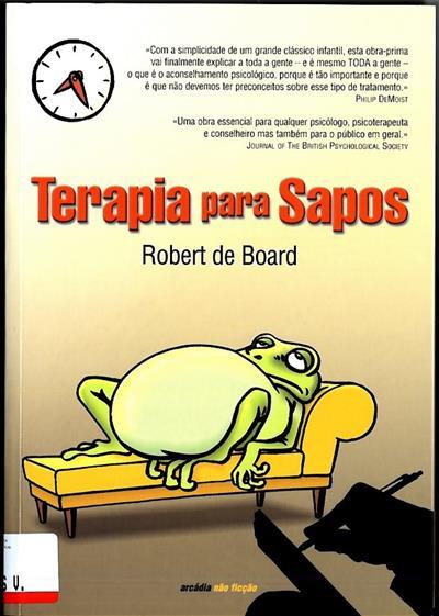 Terapia para sapos (Robert de Board)