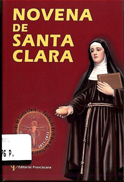 Novena de Santa Clara (José António Correia Pereira)