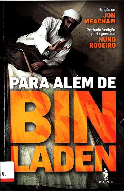 Para além de Bin Laden (ed. Jon Meachan)
