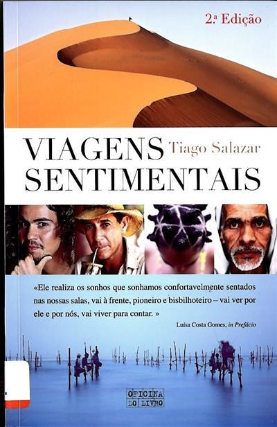 Viagens sentimentais (Tiago Salazar)