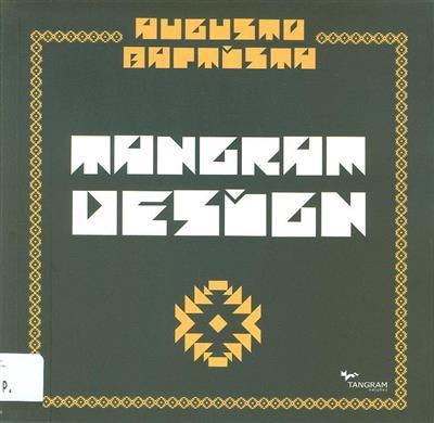 Tangram design (Augusto Baptista)