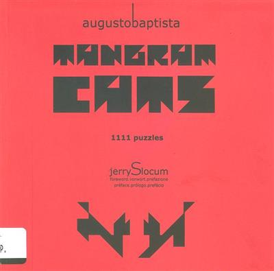 Tangram cats (Augusto Baptista)