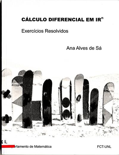 Cálculo diferencial em IRn (Ana Alves Sá)