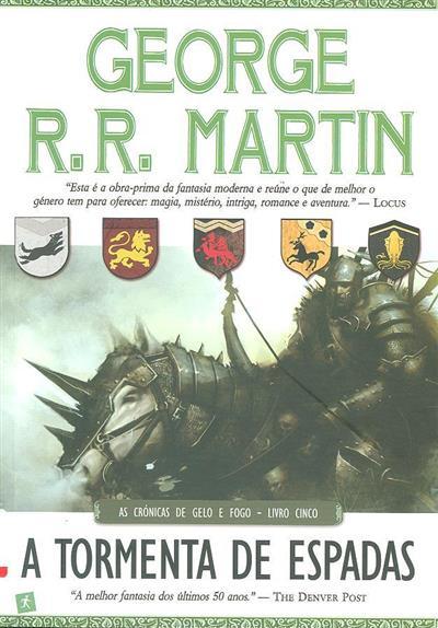 As crónicas de gelo e fogo (George R. R. Martin)