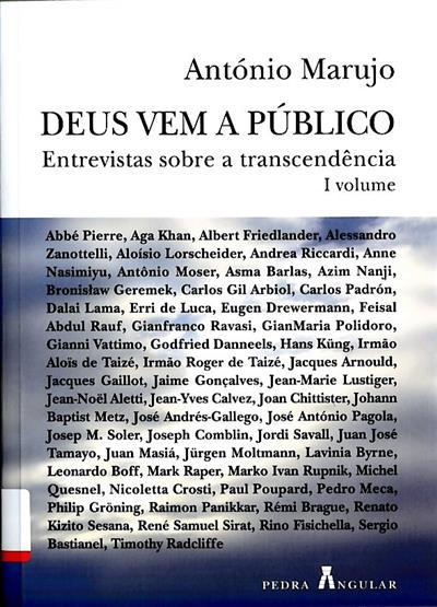 Deus vem a público (António Marujo)