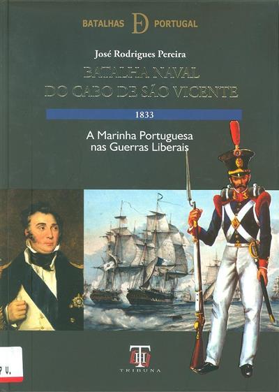 Batalha Naval do Cabo de São Vicente, 1833 (José Rodrigues Pereira)