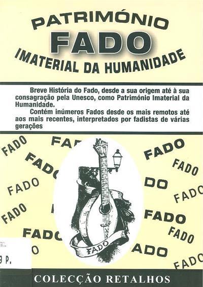 Fado ([coord.] Nunes dos Santos)
