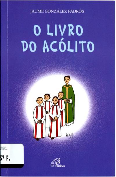 O livro do acólito (Jaume González Padrós)