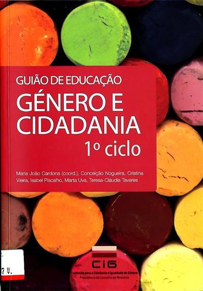 Guião de educação género e cidadania (coord. Maria João Cardona.. [et al.])