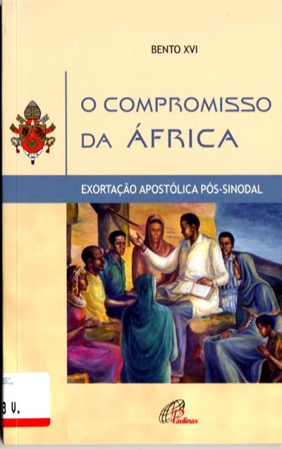 O compromisso da África (Bento XVI)