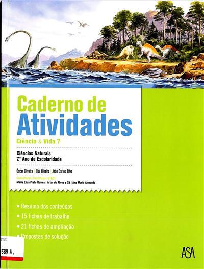 Caderno de atividades (Óscar Oliveira, Elsa Ribeiro, João Carlos Silva)