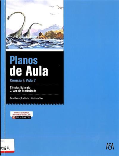 Planos de aula (Óscar Oliveira, Elsa Ribeiro, João Carlos Silva)