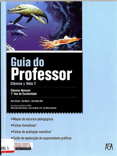 Guia do professor (Óscar Oliveira, Elsa Ribeiro, João Carlos Silva)