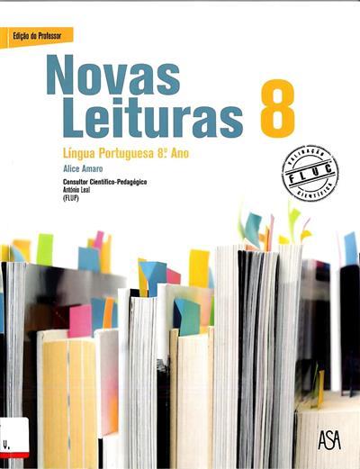 Novas leituras 8 (Alice Amaro)