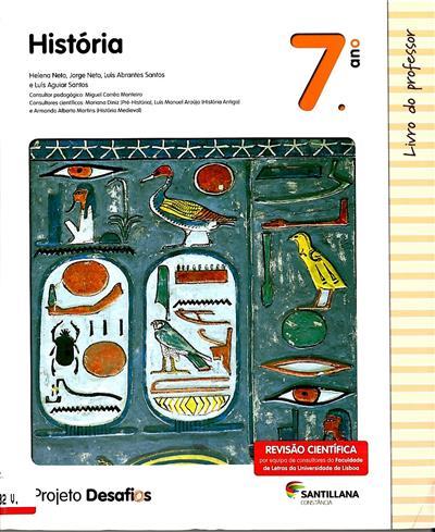História, 7º ano (Helena Neto... [et al.])