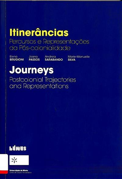 Itinerâncias (org. Elena Brugioni... [et al.])